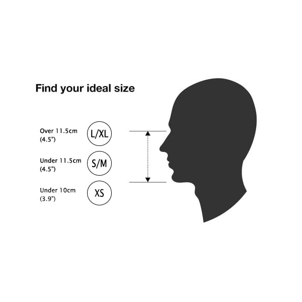 Ocean Reef Aria Sizing Guide