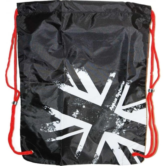Aqua Sphere London Union Jack Drawstring Deck Bag