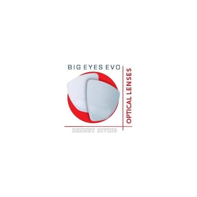 Cressi Big Eyes Evo Optical Lenses Set