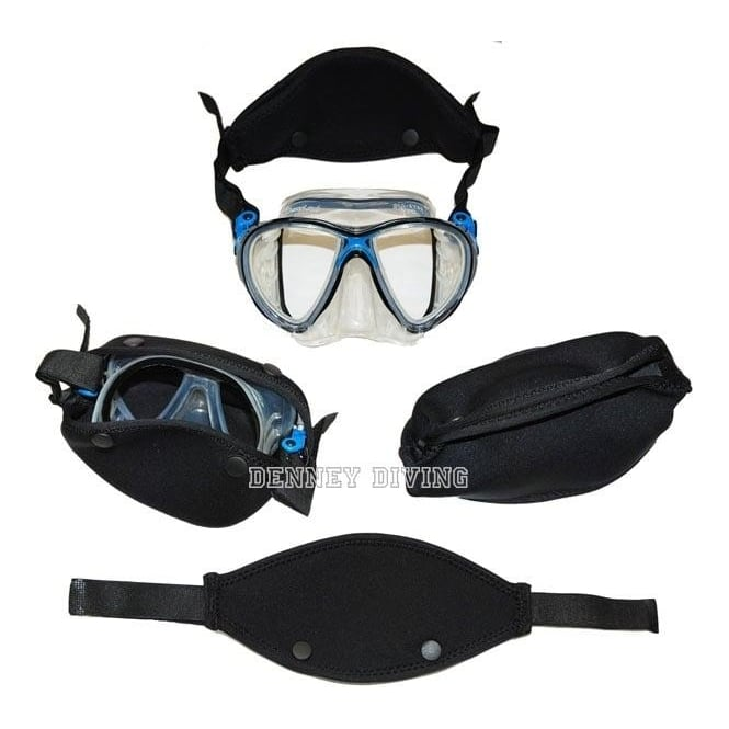 Submerge Neoprene Combo Mask Strap & Pouch