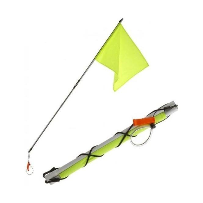 Submerge Folding Flag