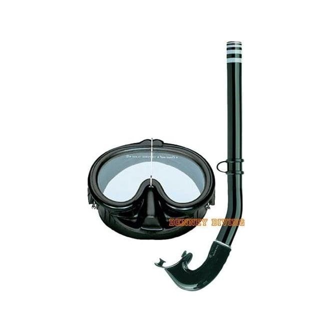 Cressi Retro Snorkeling Set