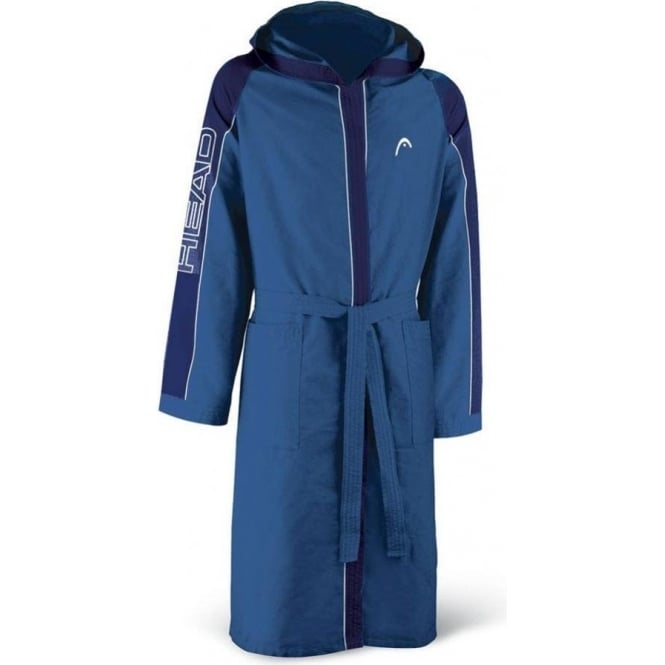 Head Mens Microfibre Bathrobe