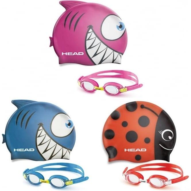 Head Character Goggles & Cap Set