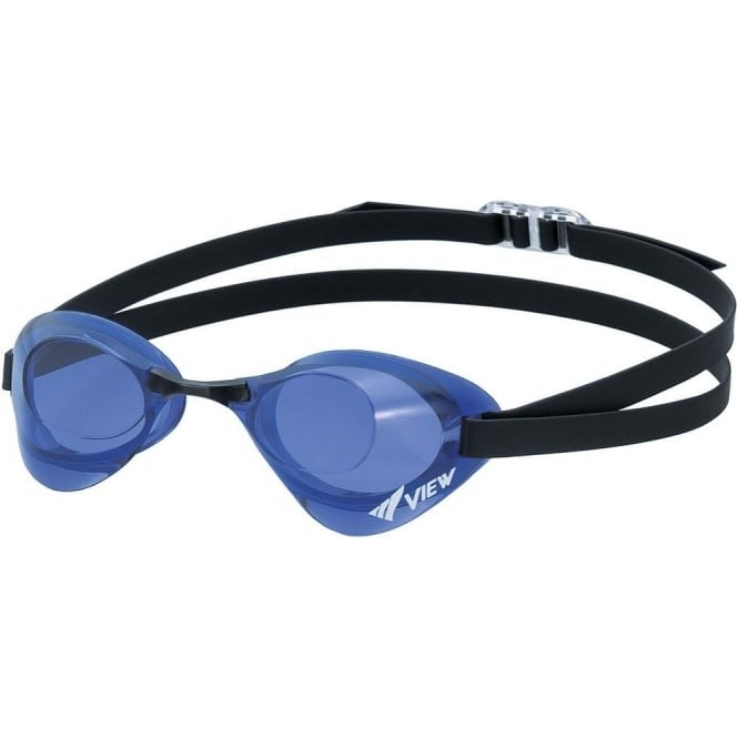 View V-120 Blade Racing Goggles Blue