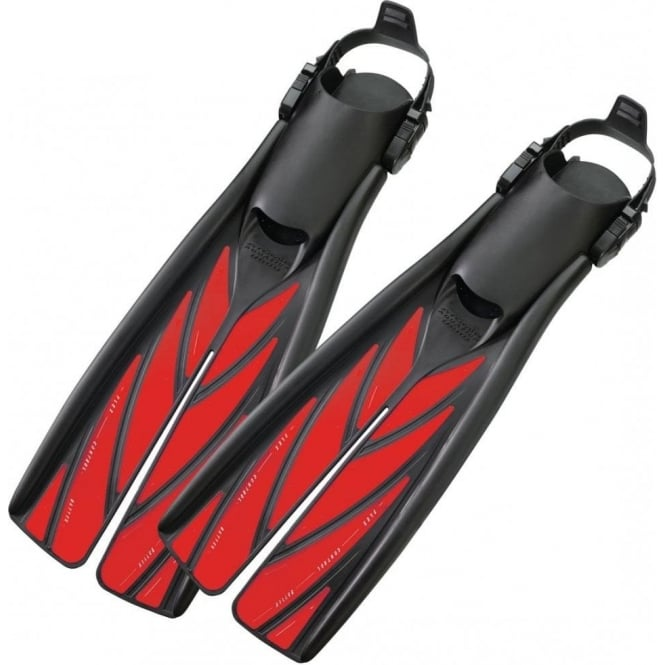 Atomic Aquatics Split Fins