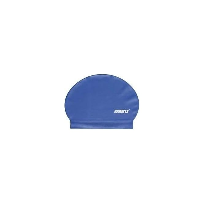 Maru Latex Swim Cap - Pack of 5 Assorted Colours