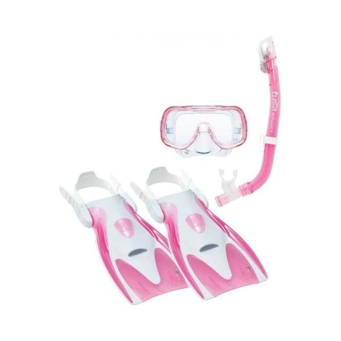 Tusa Sport Junior Dry Pink Set