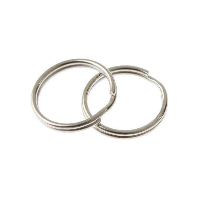 Cetacea 1 Inch Split Rings - Twin Pack