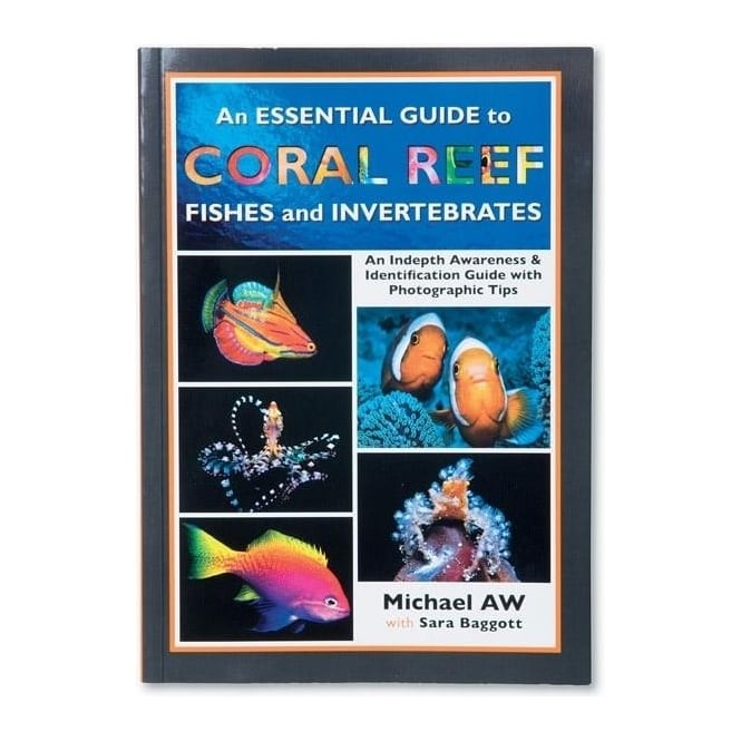 An Essential Guide to Coral Reef Fishes and Invertebrates