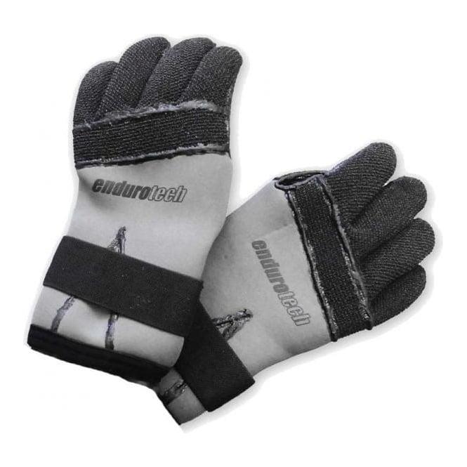 Enduro Tech 3mm Kevlar Gloves
