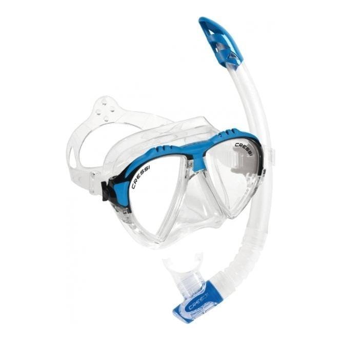 Cressi Matrix Snorkelling Set