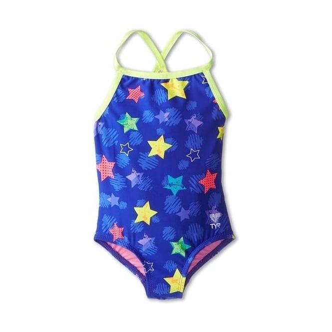 TYR Kids Star Bright Diamondfit