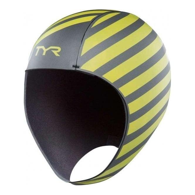 TYR High-Vis Neoprene Swimming Cap
