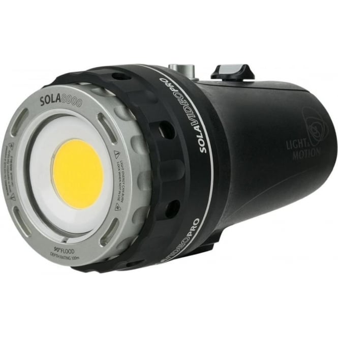 Light & Motion Sola Video PRO 8000