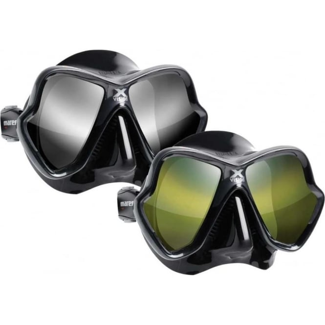 Mares X-Vision Ultra Mirror Lens