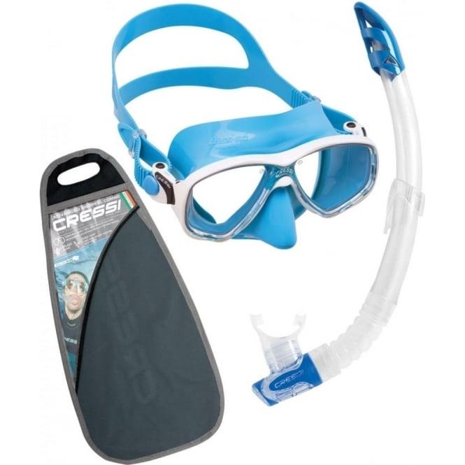 Cressi Marea VIP Snorkelling Set