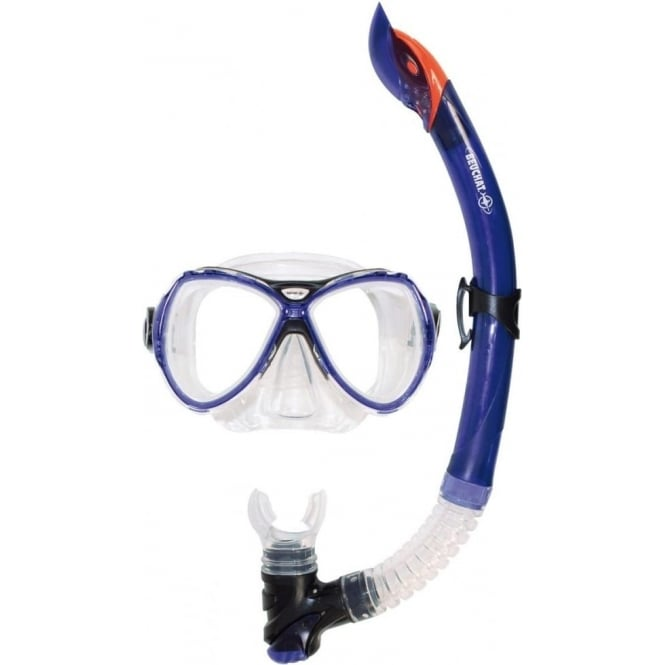 Beuchat Duo+ 800 Snorkelling Set
