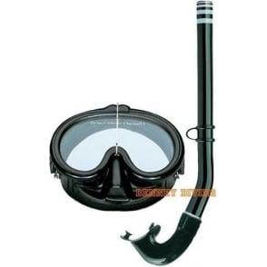 Retro Snorkeling Set