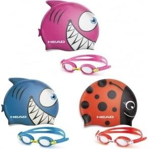 Character Goggles & Cap Set