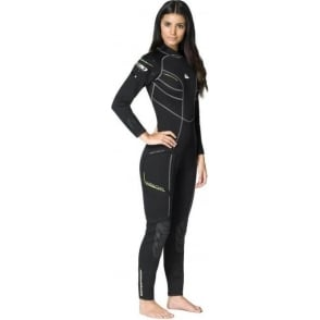 W30 2.5mm Full Suit Womens