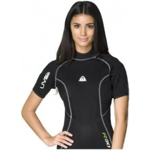 R30 Rash Vest Short Sleeve Womens