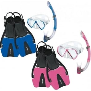 Coral Pirate Junior Snorkelling Set