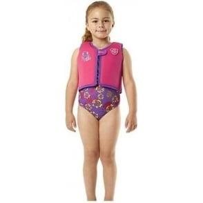 Sea Squad Girls Floatation Vest