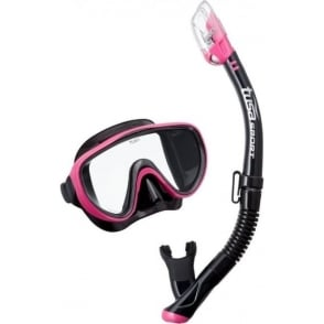 Serene Mask and Snorkel Set