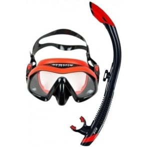 Venom Frameless Elite Snorkelling Set