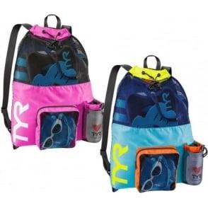 Big Mesh Mummy Backpack