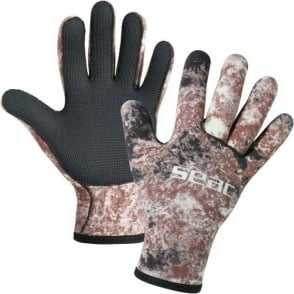 Python 3.5mm Camo Gloves
