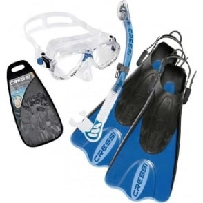 Snorkel Travel Dry Set