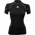 Waterproof R30 Rash Vest Short Sleeve Womens