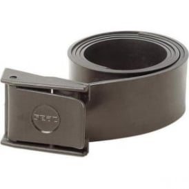 Rubber Weight Belt with Nylon Buckle