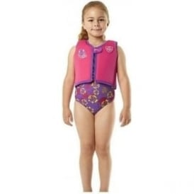 Sea Squad Girls Floatation Vest