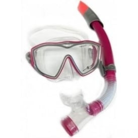 Diva LX Ladies Mask & Snorkel Set