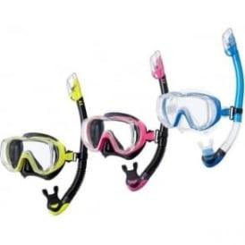 Tri Quest Premier Dry Snorkelling Set