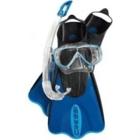 Elastic Short Snorkelling Set