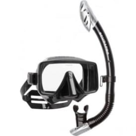 Frameless Classic Dry Snorkelling Set
