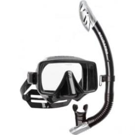 Frameless Classic Dry Snorkelling Set