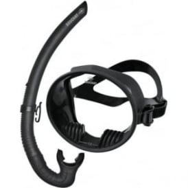 Super Compensator Retro Snorkelling Set