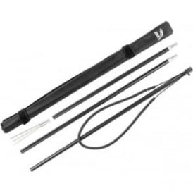 IST 3 Piece Aluminium Travel Pole Spear
