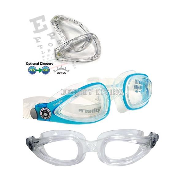 5ad365b252 Cressi Eagle Optical Goggles