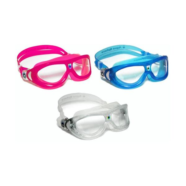 2f5b23c166ff7 Seal Kid Swimming Goggles - Italian Made - Aqua Sphere UK Premier dealer