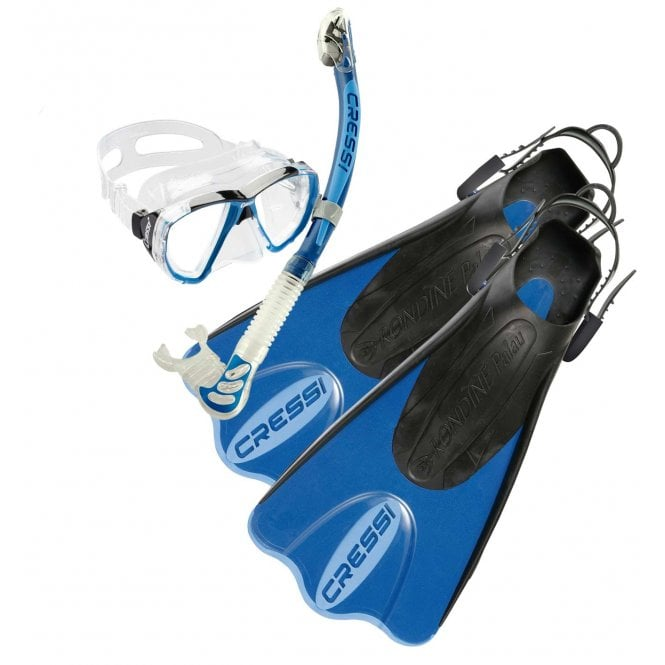 89cb223d561 Cressi Big Eyes Dry Snorkelling Set