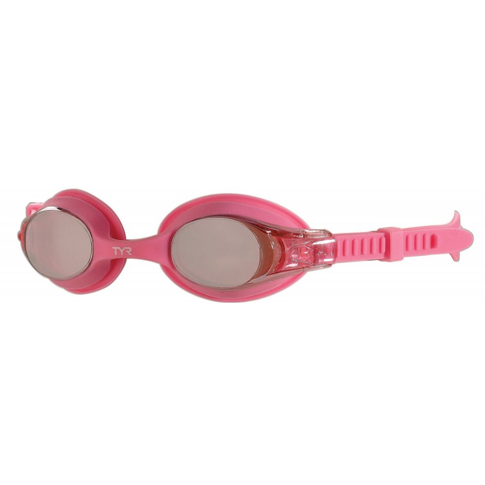 abc9dea514 TYR Swimples Mirrored Kids Goggles