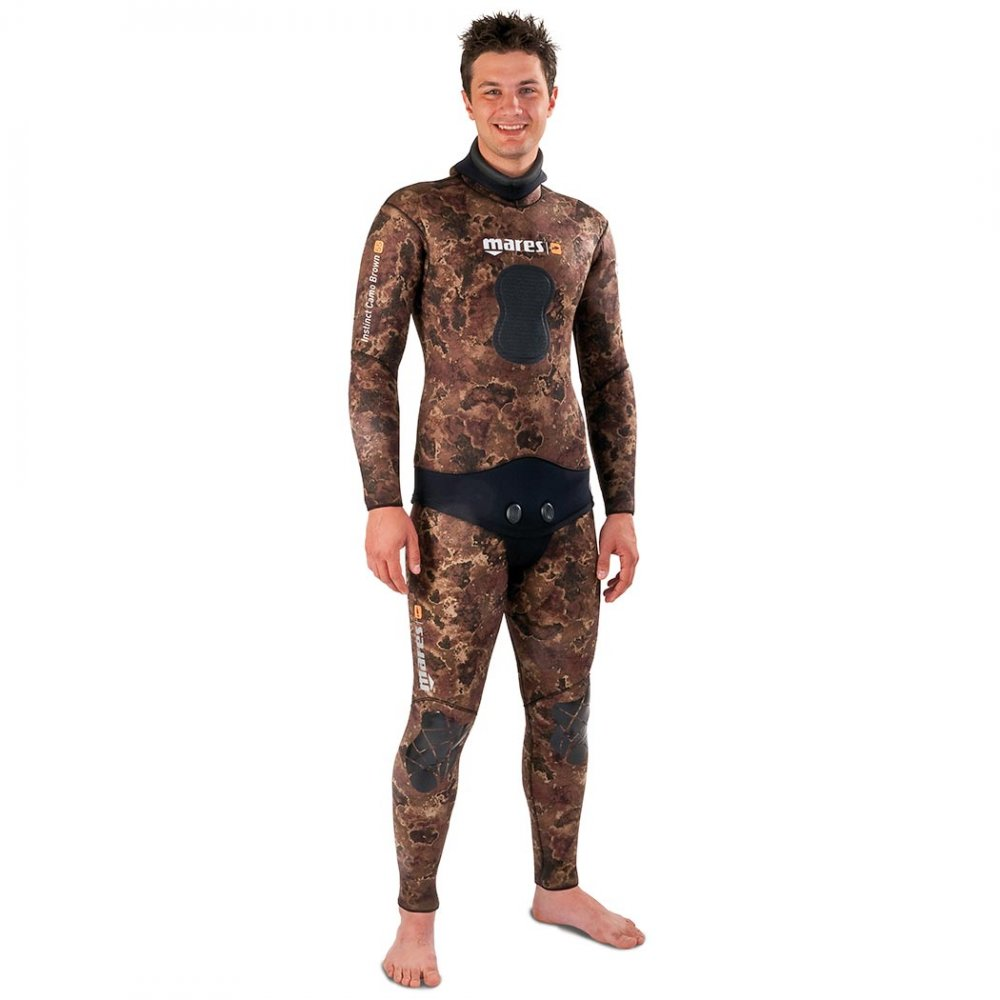 Mares Instinct Camouflage 70 Open Cell 2 Piece ...